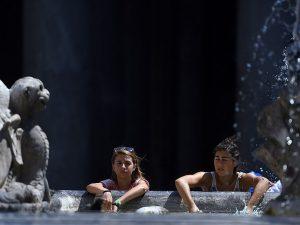 Previsioni meteo nel Lazio giovedì 3 agosto: nessuna tregua al caldo torrido