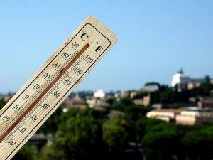 Meteo Lazio mercoledì 2 agosto: caldo torrido, si raggiungeranno i 42°C