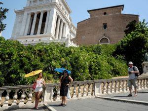 Meteo Lazio mercoledì 9 agosto: ancora una giornata di caldo intenso e afa