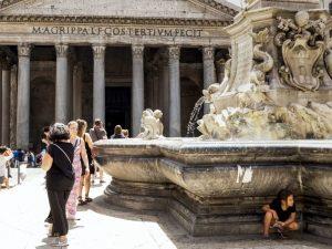 Meteo Lazio martedì 8 agosto: qualche grado in meno (37°C) ma ancora caldo intenso
