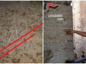 Incide il suo soprannome su un pilastro del Colosseo: denunciata turista tedesca
