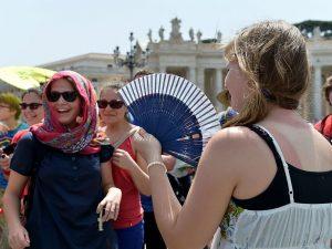 Meteo nel Lazio per il weekend del 5-6 agosto: continua la fase di caldo intenso