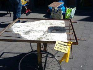 Ostia, sequestrate granite prodotte con ghiaccio contaminato e spighe prive di tracciabilità