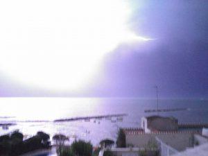 """Foto dal gruppo Facebook """"Noi che amiamo Santa Marinella"""""""