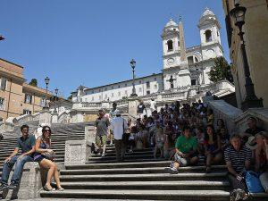 Meteo Lazio martedì 5 settembre: tempo stabile e soleggiato, temperature in lieve aumento