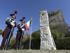 Torre di Palidoro ricorda il sacrificio del carabiniere Salvo D'Acquisto
