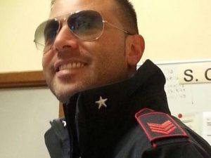 La vittima, Gioacchino Carbone (Foto Facebook)