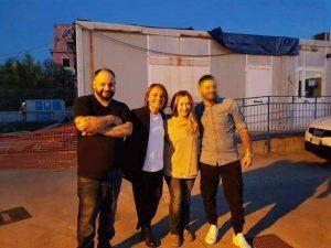 Ostia, spunta una foto di Monica Picca e Giorgia Meloni con Silvano Spada