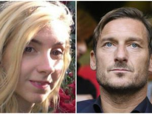 La partita in ricordo di Sara di Pietrantonio: Francesco Totti darà il calcio d'inizio