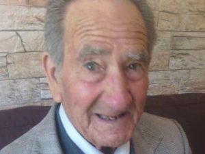 Vincenzo Frasca, 82 anni, scomparso da una settimana ad Alatri