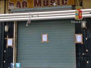 """Chiuso dalla polizia il bar di Roberto Spada a Ostia: """"È ritrovo abituale di pregiudicati"""""""