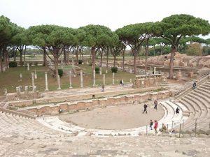 Gli scavi di Ostia Antica patrimonio dell'Unesco: il consiglio municipale approva la mozione