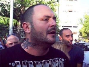 Con Forza Nuova e Casa Pound guidava la rivolta antimigranti: arrestato per furto con scasso
