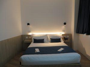 Dormire a Fiumicino si può: ecco le camere da letto per riposare direttamente in aeroporto