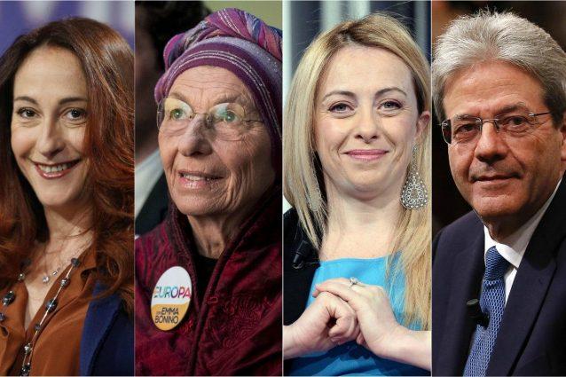 Elezioni politiche 2018 tutti gli eletti del lazio in for Deputati 5 stelle elenco