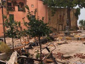 Terracina, la seconda vittima della tromba d'aria: morta la signora Giuseppina De Santis