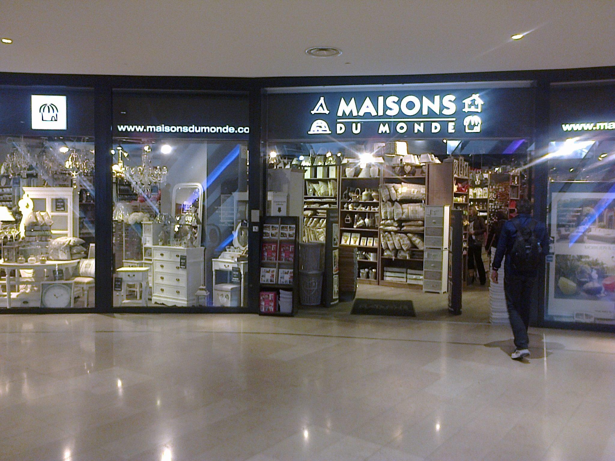 Il negozio di arredamento maisons du monde apre a roma for Maison du monde arredamento