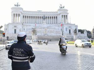 Blocco traffico Roma, 23 febbraio stop a tutte le auto per D