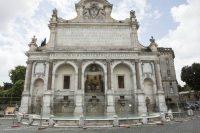 96aa768d66 Fendi finanzia il restauro del Fontanone del Gianicolo: iniziati i lavori