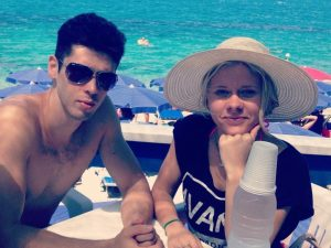 "Omicidio Sacchi, i messaggi tra Anastasiya e Luca: ""Non romp"