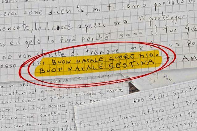 Caso Arcuri, le lettere dal carcere di Andrea accusato di om