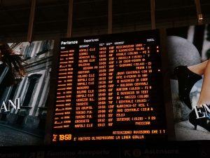 Allerta meteo Roma, caos alla stazione Termini: fino a due o