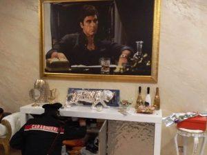 Operazione antidroga a Roma, 13 arresti: in casa del capo de