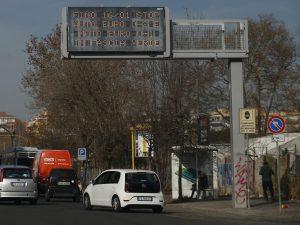 Roma, stop veicoli inquinanti 25, 26 e 27 gennaio: ancora al
