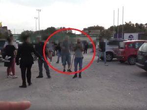 Daspati 7 ultras dell'Ostia: minacce, provocazioni, intimida
