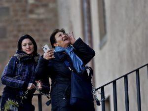 """Roma, sfrattata con quattro figli: uno è autistico. """"Ho il b"""