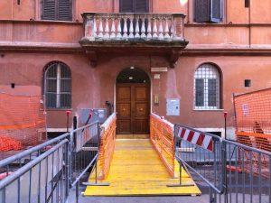 Voragine Colosseo, tornano a casa residenti palazzo evacuato