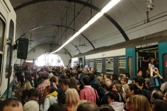 Lavori sulla Roma Nord: la linea chiude per 15 mesi, pendola