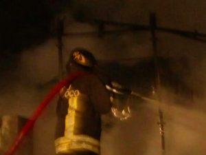 Torre Angela, incendio con esplosione in un asilo nido: ness