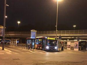 """Stazione Tiburtina, identificato pedone investito da bus: """"F"""