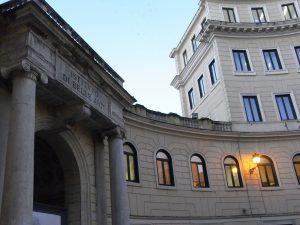 """Coronavirus Roma, L'Accademia delle Belle arti chiude """"visto"""