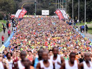 Coronavirus: confermata, per il momento, la mezza maratona R