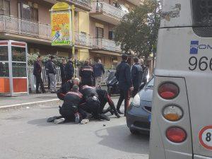 Torre Angela, arrestato un uomo dopo inseguimento con dieci