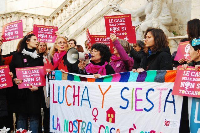 Lucha y Siesta, Raggi ha scelto: tutte le donne di Roma perd