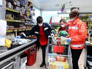 Coronavirus Roma: come richiedere il buono spesa, chi ne ha