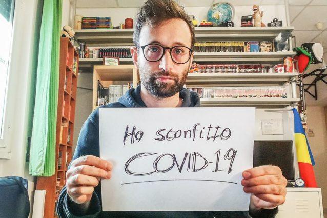 """La storia di Alessandro, che ha sconfitto il coronavirus: """"S"""