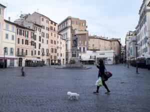 Meteo Roma 2 aprile, splende il sole ma l'aria è gelida: tem