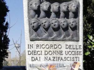 Il 7 aprile del 1944 l'eccidio del Ponte di Ferro: dieci donne uccise dai nazifascisti