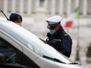 Soltanto a Roma sono state controllati 520mila cittadini e 1