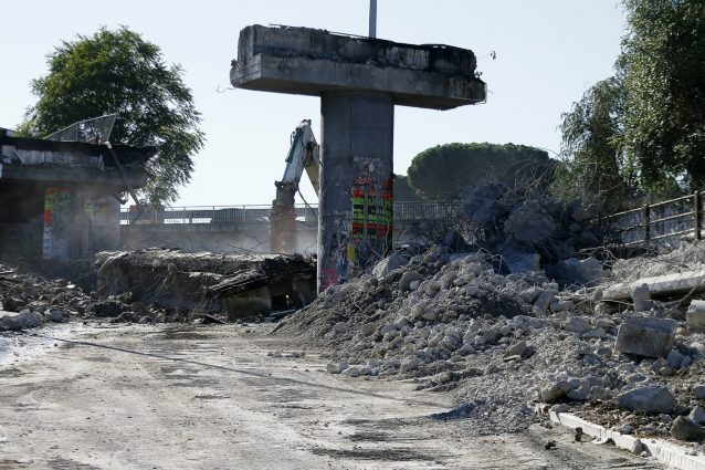 Stop all'abbattimento della Tangenziale (per ora): 5 cittadi