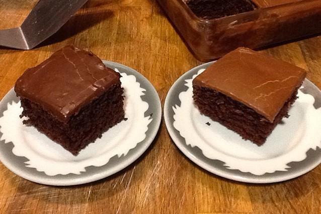 Ricette di cucina torta al cioccolato
