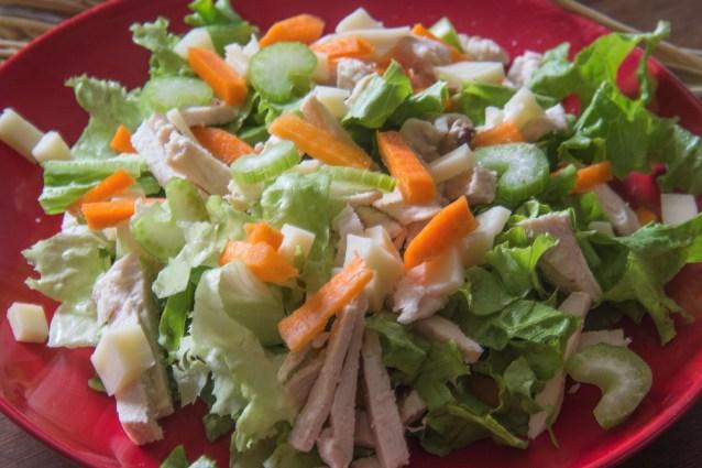 Insalata di pollo le ricette gustose e leggere for Ricette insalate