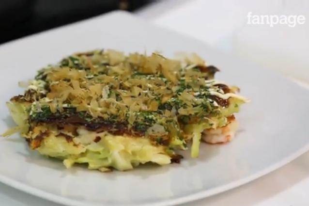 Okonomiyaki la ricetta originale per farli in casa - La cucina di giuditta ...