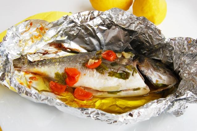 pesce veloce per cena