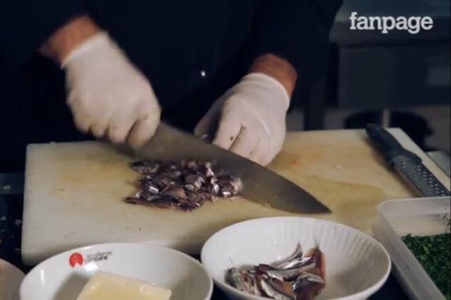 Come preparare le polpette di alici