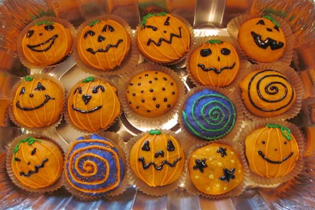 Cupcakes alla zucca la ricetta di Halloween più originale di sempre